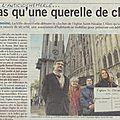 Eglise saint nicaise de rouen: l'anticlochemerle yvon robert veut passer à la démolition