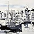 12 St Jean, le port