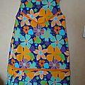 N° 13: robe fleurie pop- 10 euros