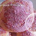 Choux aux pralines ( au thermomix )