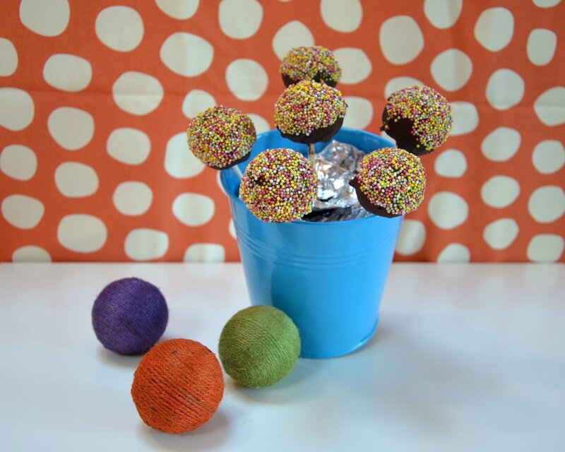 8- Rendu final Pop Cakes