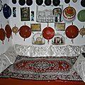 salon du guest house à Harar