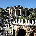 Barcelone, Park Güell_5463