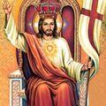 Litanies du christ roi
