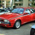 Alfa Romeo 75 turbo (1985-1993)(Retrorencard juin 2010) 01