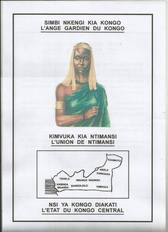 SIMBI NKENGI KIA KONGO