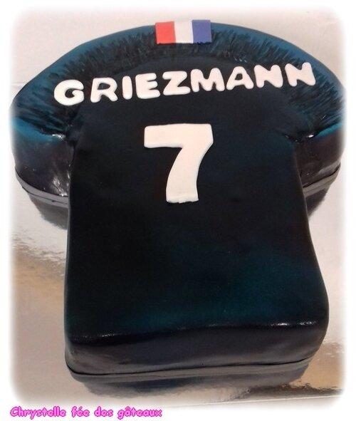 maillot foot griezmann 31