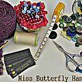 * missbutterfly handmade*