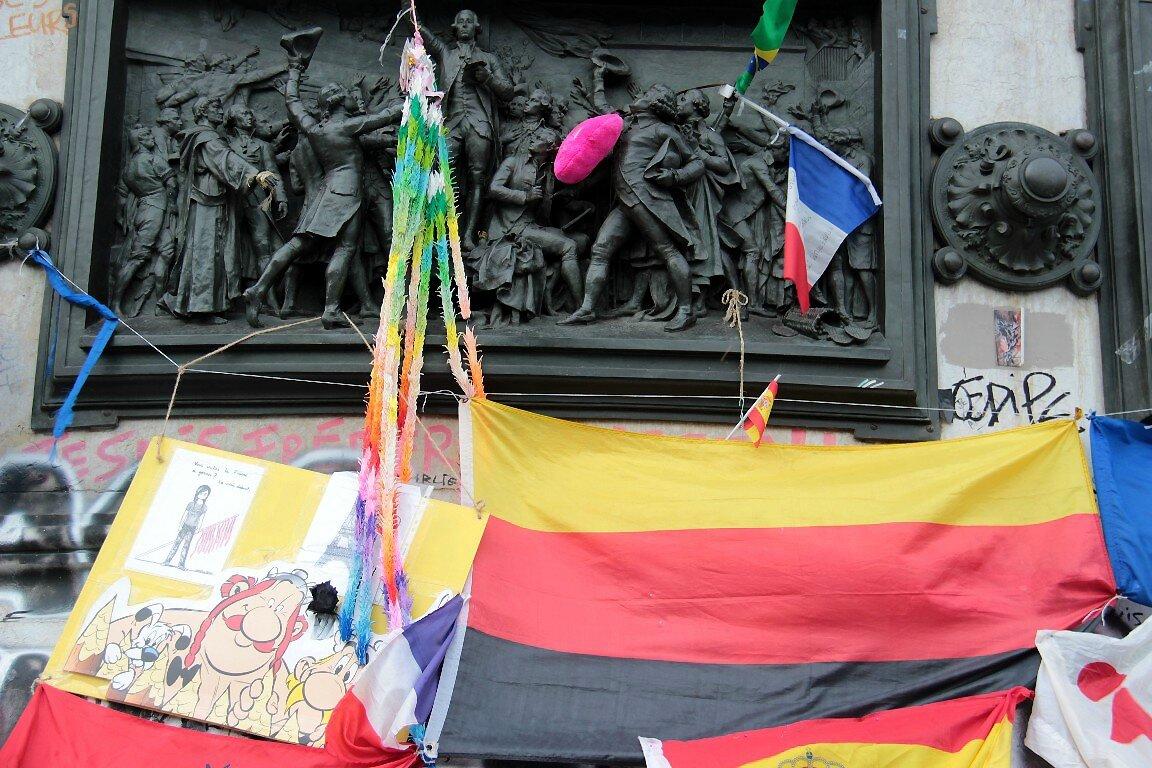 Hommage attentats Belgique, République_9471