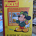 Le journal de mickey album n° 12 1957