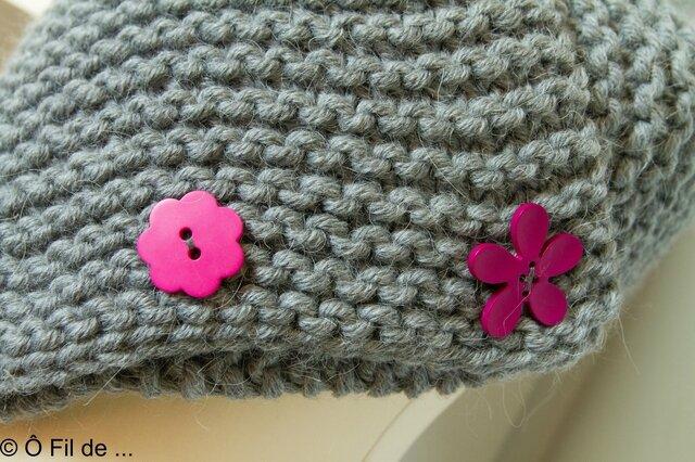 Snood fleurs (6)
