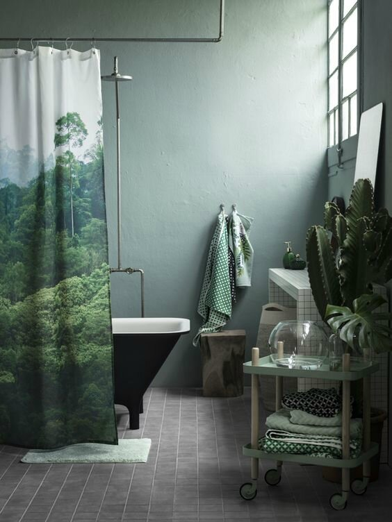 Collection H&M tendance urban jungle source pinterest