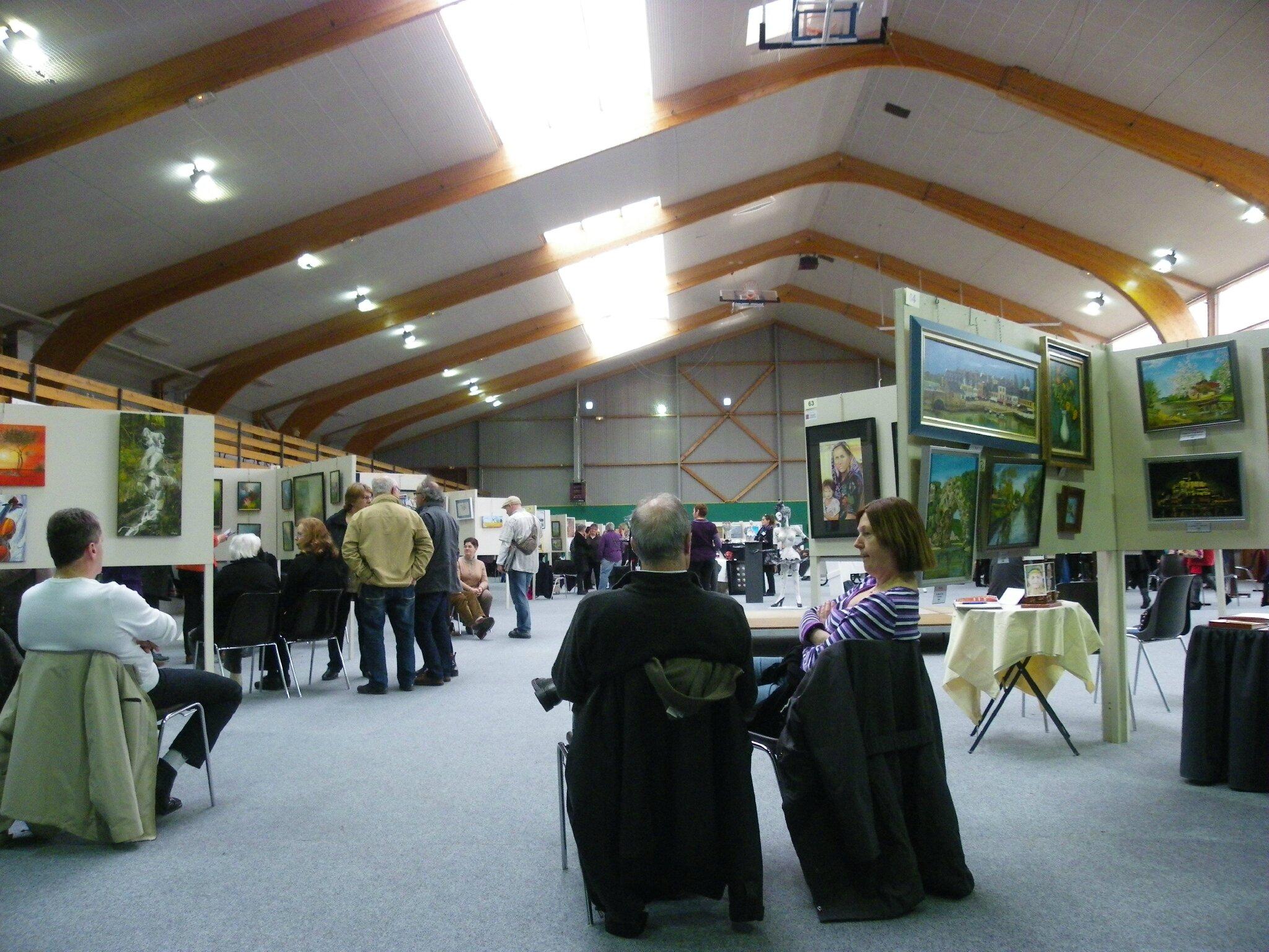 Salle Oscar - Saint-Rémy-sur-Avres