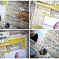 Scrapy propose un bingo avec lignes et colones sur la bas !!