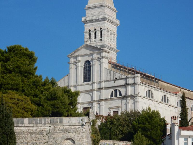 L'église Saint Euphémia (2), 25 octobre 2019