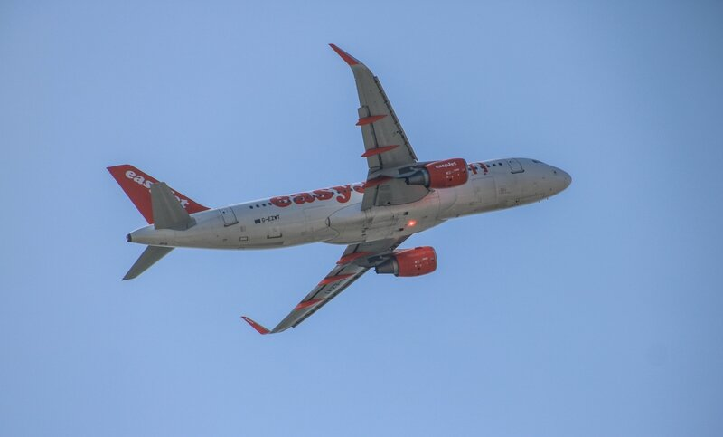 Airbus A320 d'Easyjet