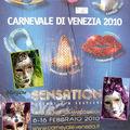 Carnaval Venise 2010 derrière le masque...