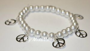 Bracelet peace chik