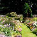 Le jardin du chateau de Miromesnil
