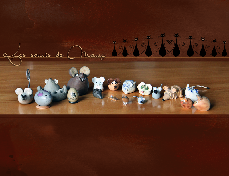 Souris-collection