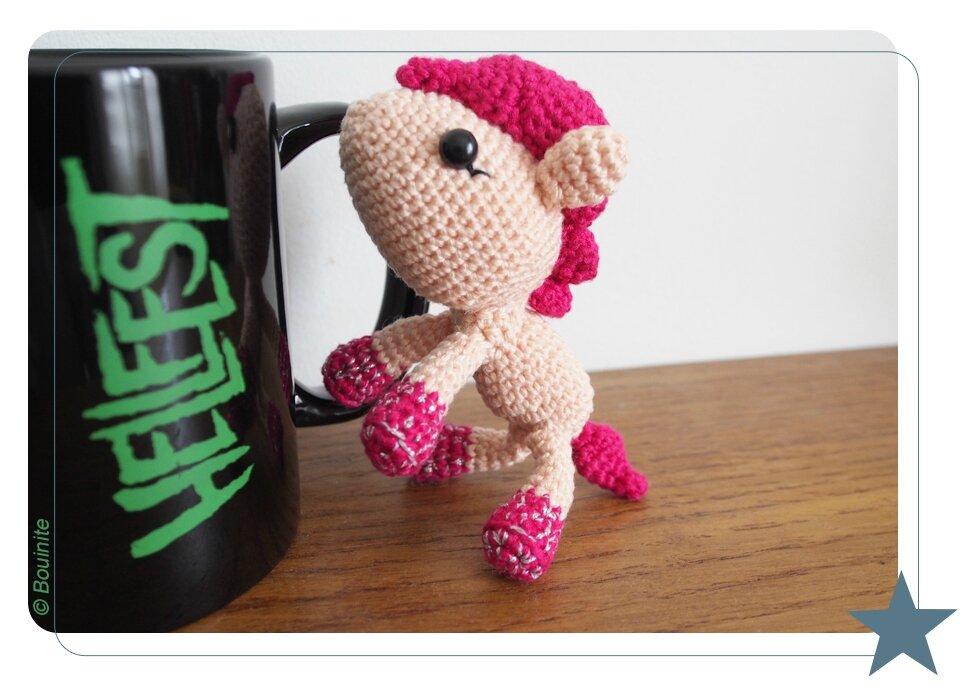 20160402 Pinky punk poney 1