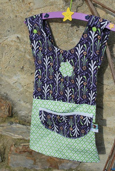 robe tablier sac 031