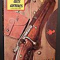 Gazette des armes album n° 20 : du n° 120 au n° 125 ( août 1983 à janvier 1984)
