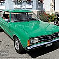 Ford taunus xl automatic coupe 1970-1976