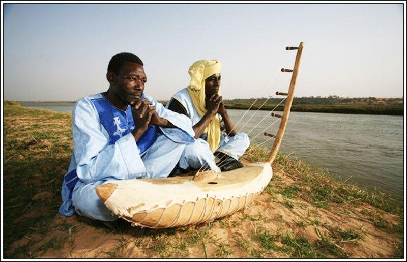 Mamane et Oumarou