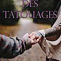 La danse des tatouages, d'iman eyitayo