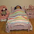 Calendrier de l'avent des poupées chéries : jour 6