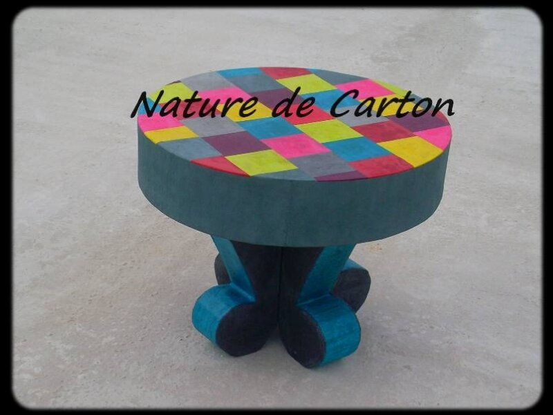 Table de chevet enfant 1