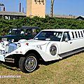 Excalibur stretch limousine (Auto Retro nord Alsace Betschdorf) 01