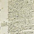 Le 19 novembre 1789 à mamers : le ton monte contre pélisson de gennes.