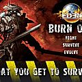 Eden : kickstarter burn out