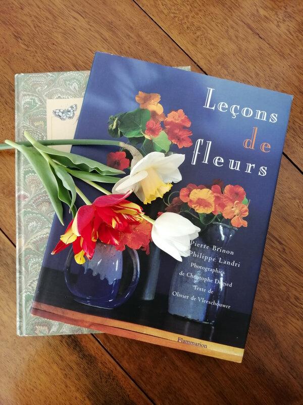 des livres et des fleurs-2