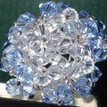 bleue -Toupies 4mm