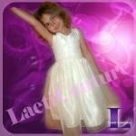 robe cortège enfant ivoire2