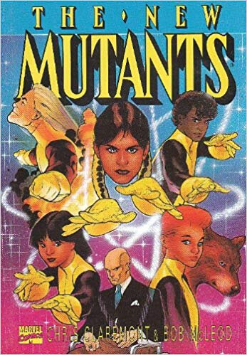 the new mutants réed 1994