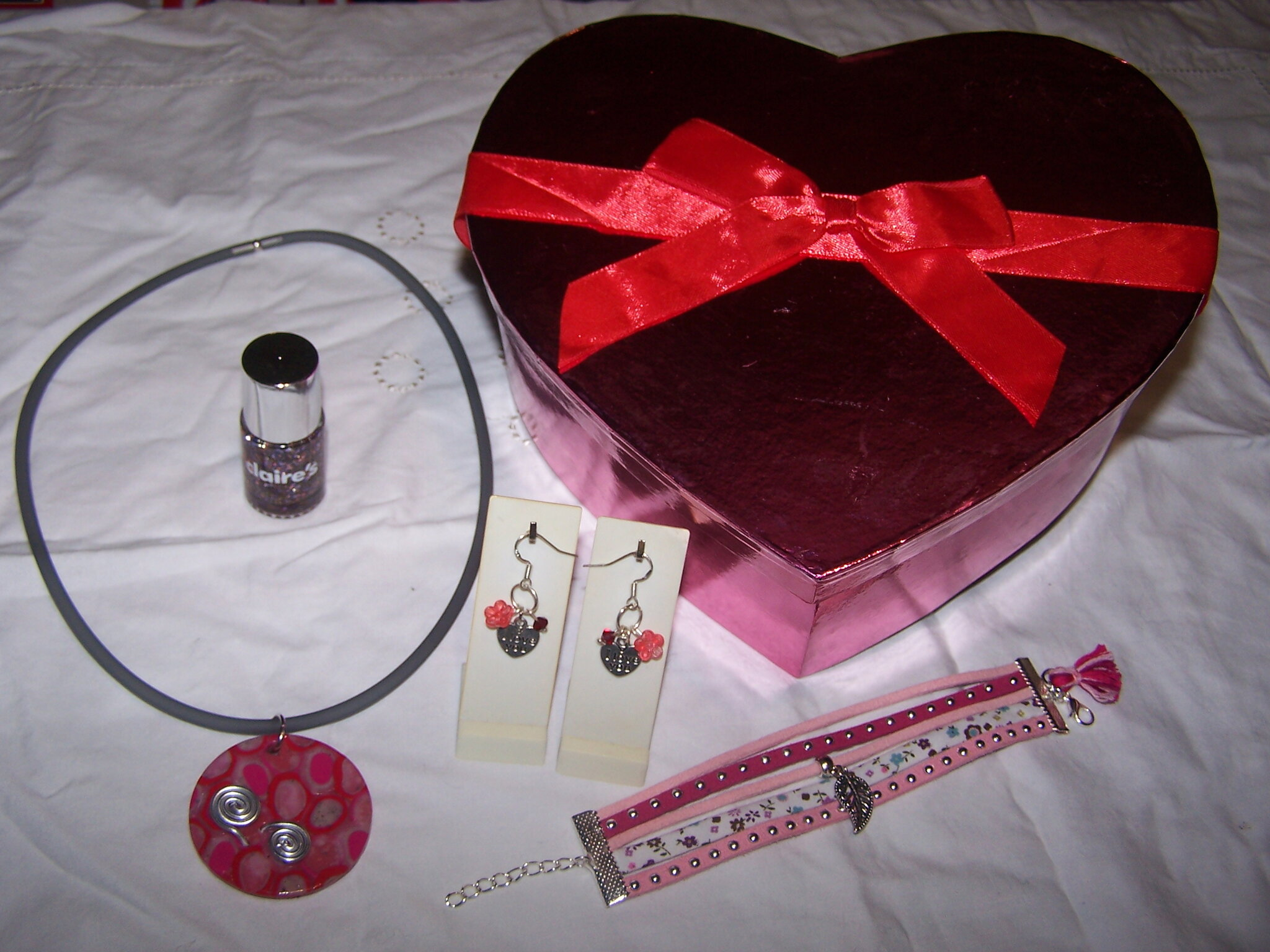 Box Saint Valentin 25 €