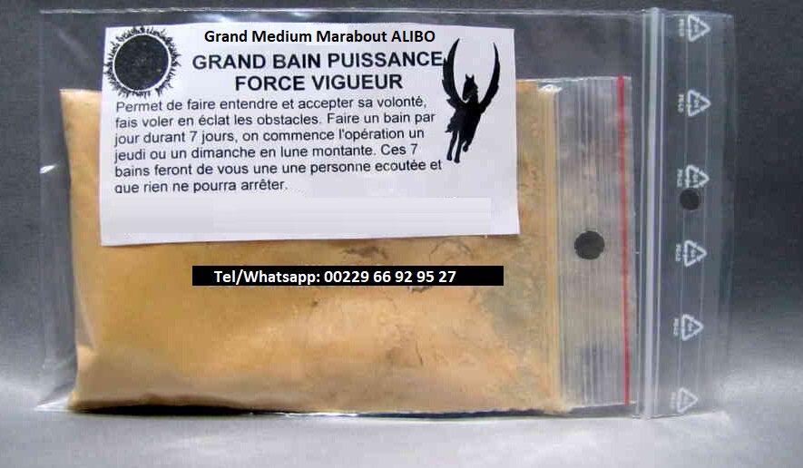 Le Pouvoir des Poudres Magique et Bains Mystiques du Medium Marabout sérieux  Alibo 1c1c66c438f1