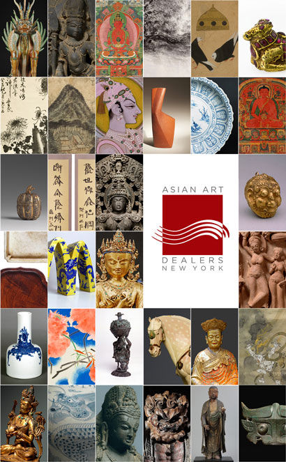 asian art dealers to present thirty two exhibitions in celebrations