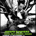 Event #37 : joseph d'anvers @ rouen | 11.12.10 - video !