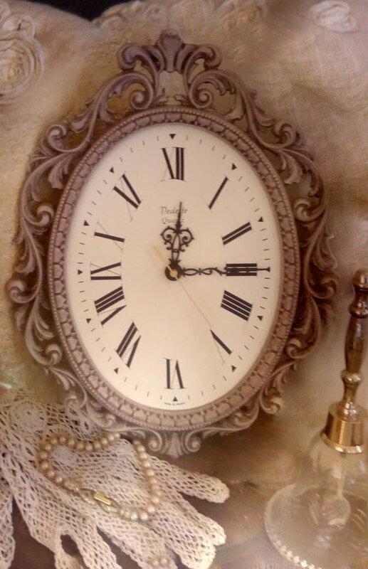 Horloge La Marquise de L.