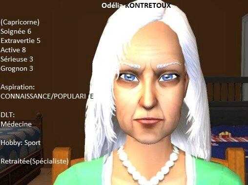 Odélia Kontretoux