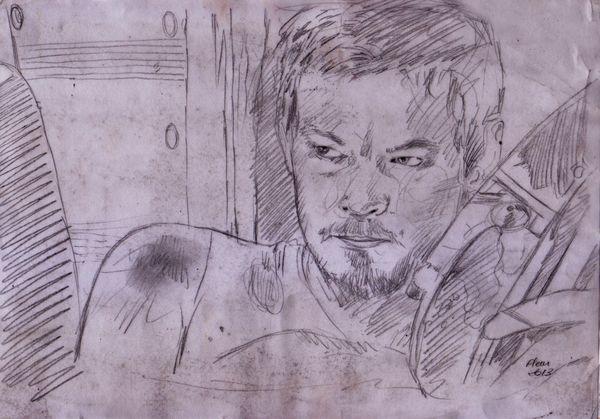 Daryl croquis