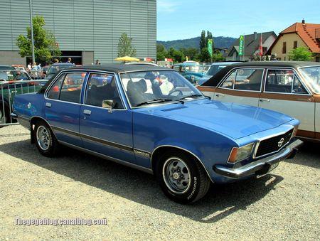Opel commodore (RegioMotoClassica 2011) 01