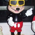 Figurine outils mickey mouse