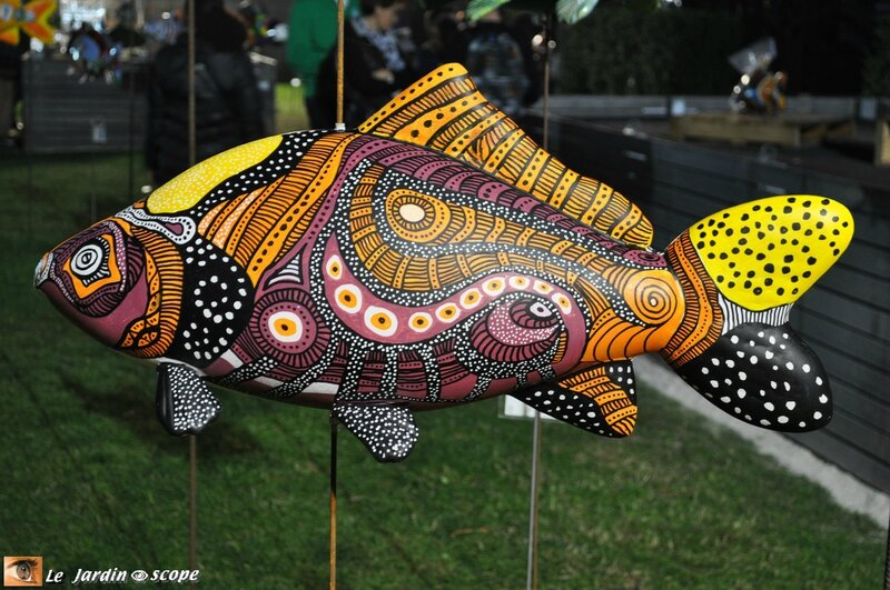 Poisson de la O'Fish Parade