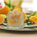 Mousse fromage blanc/citron aux meringues.....